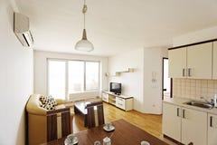 Apartamento para el alquiler Foto de archivo libre de regalías