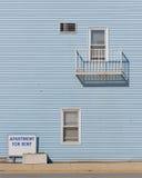 Apartamento para o aluguel Imagens de Stock