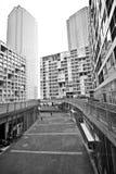 Apartamento residencial Imagem de Stock Royalty Free