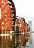 Apartamento residencial de la arquitectura Fotografía de archivo libre de regalías