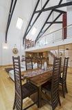 Apartamento surpreendente da conversão foto de stock royalty free