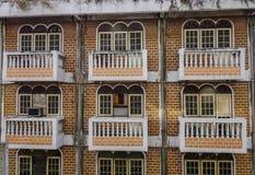 Apartamento velho fotos de stock royalty free