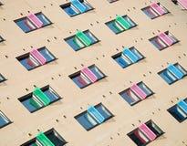 Apartamentos fotos de archivo