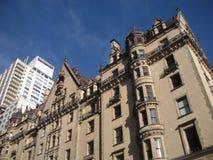 Apartamentos de Dakota, el Dakota, John Lennon Landmark, NYC, NY, los E.E.U.U. Imagen de archivo libre de regalías