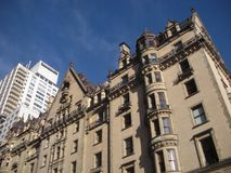 Apartamentos de Dakota, o Dakota, John Lennon Landmark, NYC, NY, EUA Imagem de Stock Royalty Free