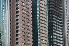 Apartamentos de Dubai Imagen de archivo
