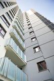 Apartamentos de las propiedades inmobiliarias Imagen de archivo