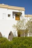 Apartamentos do bungalow do turista foto de stock royalty free