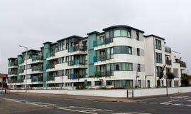 Apartamentos do estilo do deco da arte moderna Fotos de Stock Royalty Free