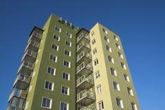 Apartamentos dos anos 50 Imagem de Stock