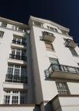 Apartamentos elegantes fotografia de stock