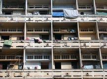 Apartamentos em Phnom Penh 2 imagens de stock