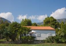Apartamentos en Croatia fotos de archivo libres de regalías