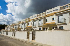 Apartamentos españoles foto de archivo