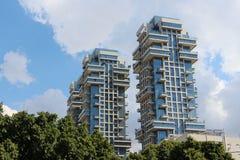 Apartamentos luxuosos Foto de Stock