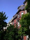 Apartamentos luxuosos Imagens de Stock Royalty Free