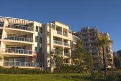 Apartamentos modernos Imagens de Stock
