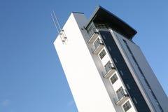 Apartamentos modernos fotografía de archivo