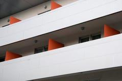 Apartamentos modernos Imagenes de archivo