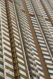 Apartamentos modernos de la ciudad en Hong Kong Fotografía de archivo libre de regalías
