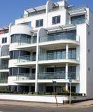 Apartamentos modernos del estilo del art déco Imagen de archivo