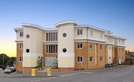 Apartamentos modernos del estilo del art déco Foto de archivo libre de regalías