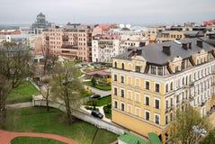 Apartamentos modernos en Kiev Foto de archivo libre de regalías