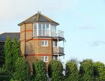 Apartamentos modernos luxuosos Fotografia de Stock Royalty Free