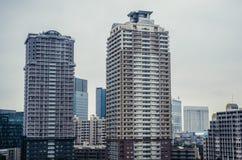 Apartamentos no Tóquio Fotografia de Stock Royalty Free