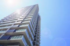 Apartamentos novos Imagem de Stock