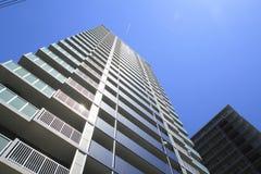 Apartamentos novos Fotos de Stock