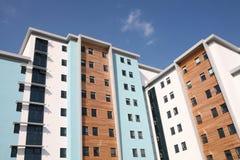 Apartamentos novos foto de stock royalty free