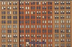 Apartamentos para o aluguel, Imagens de Stock Royalty Free