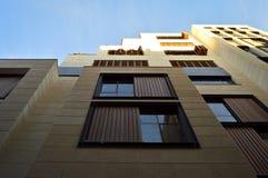 Apartamentos y detalles de vivienda modernos fotografía de archivo