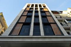 Apartamentos y detalles de vivienda modernos imágenes de archivo libres de regalías