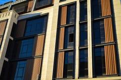 Apartamentos y detalles de vivienda modernos imagen de archivo libre de regalías
