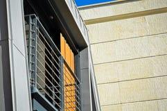 Apartamentos y detalles de vivienda modernos fotografía de archivo libre de regalías