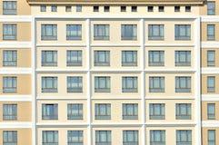 Apartamentos y pisos Foto de archivo