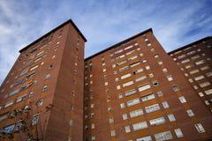 Apartaments Blocks Stock Images