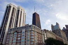 Apartaments in Chicago Stock Photo