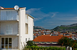 Apartaments in health resort Stock Images
