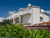Apartaments in health resort Stock Photography