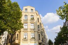 Apartements costosi Berlino della città Immagini Stock Libere da Diritti