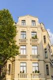 Apartements costosi Berlino della città Fotografia Stock Libera da Diritti