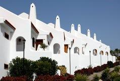 apartmants Tenerife biel Zdjęcia Stock