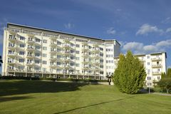 Apartmens Στοκ εικόνες με δικαίωμα ελεύθερης χρήσης