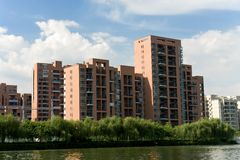 Apartment. New apartment ready for buyer,Canton,China Royalty Free Stock Photo