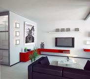 Apartment Royalty Free Stock Images