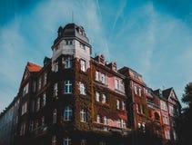Apartment, Architecture, Building, Facade, Stock Image