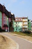 Apartment area Stock Image